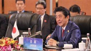 日严控中韩入境安倍:若有必要将纳义大利
