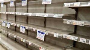 来源:日竟现「抢白米」风潮…超市架上全空网傻眼:接下来抢啥