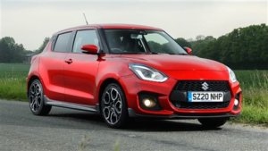 铃木Swift Sport改换轻油电动力英国下月上市
