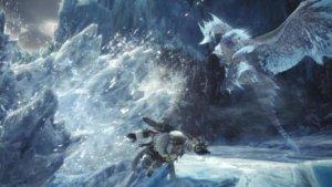 《魔物猎人世界》猎人热情征战冰原!资料片《Iceborne》全球累计出货突破500万大关