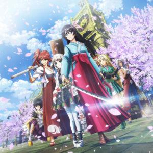 《新樱花大战the Animation》4/3首播,延续游戏的新动画剧情将让樱战迷期待倍增!!