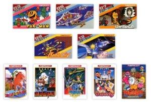 《南梦宫合辑》一口气收藏《小精灵》、《大蜜蜂》与《妖怪道中记》等10款Namco经典人气游戏