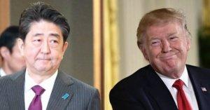 快讯:安倍向特朗普表示将努力举办东京奥运