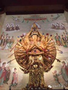 """佛教常识丨观自在菩萨的""""自在""""表现在哪十个方面?"""