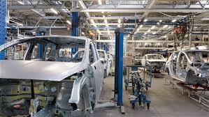 快讯:日本八大车商2月海外产量减少18.6%