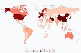 3月31日新冠肺炎全球最新情报
