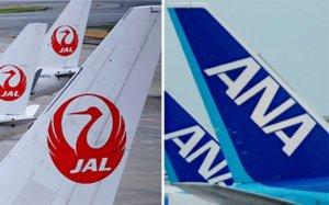 全日空和日航宣布大幅扩大航班削减计划