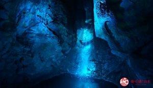 赞叹大自然的鬼斧神工!日本三大天然钟乳石洞「龙河洞」