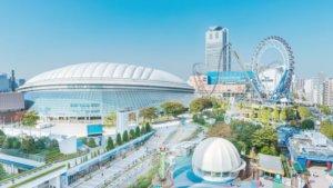 约会游乐园东京DOME CITY