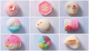长崎2大日式甜点铺「寿福」、「岩永梅寿轩」和果子图鉴!这么可爱舍不得吃啦!