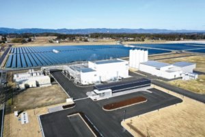 日本世界级氢气生产设施启用日产能可供560辆燃料电池车