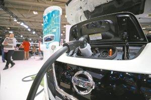 日产2020年度新车改款车将全面电动化