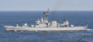 详讯:日本护卫舰和中国渔船在东海相撞