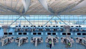 东京羽田机场29日全面升级 国际线进驻第2航站楼