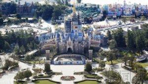 东京迪士尼延长闭园时间 预计4月上旬重开