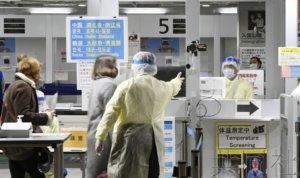 日本开始对中韩加强入境管制