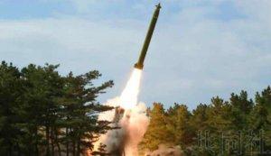 详讯:韩军称朝鲜发射2枚飞行物 未落入日本EEZ