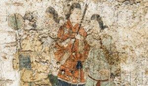 高松冢古坟壁画修复工作结束 历时13年除霉