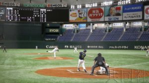 日本职棒联赛因新冠疫情延期开幕