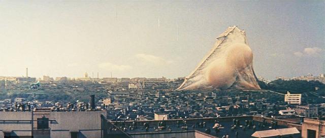映画「モスラ」(1961年東宝製作)から引用