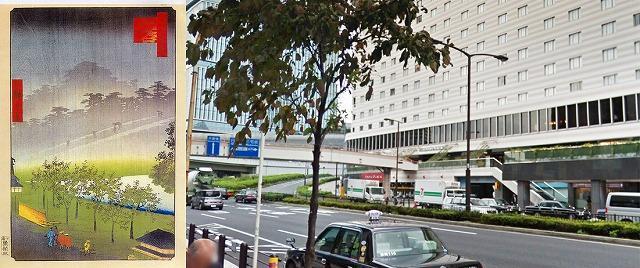 赤坂見附の今昔