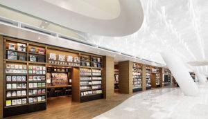 离开日本前再挑一本书!羽田机场茑屋书店24小时为你服务