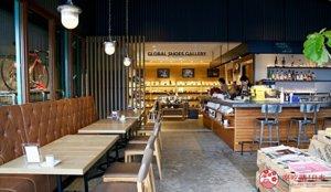 府中新名所:艺廊咖啡「VULCA CAFE」