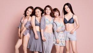 女性内衣第一品牌「华歌尔」