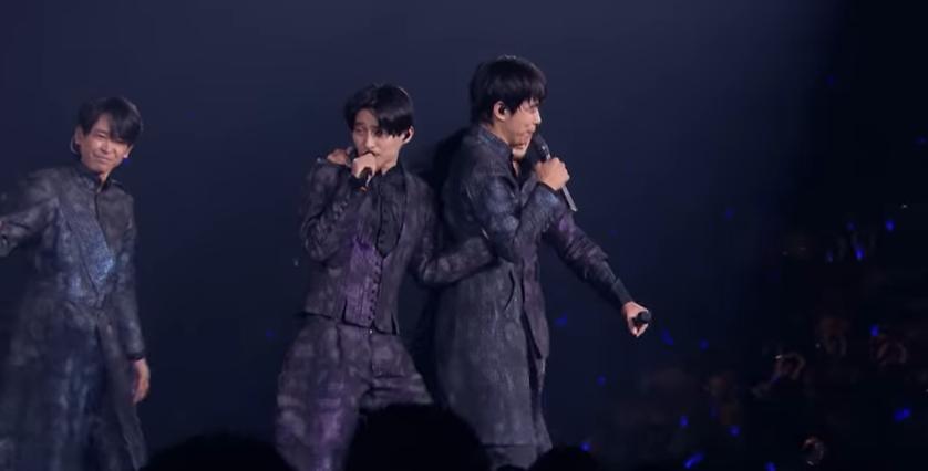六人帅哥组V6演唱会、幕后花絮同时大放送!