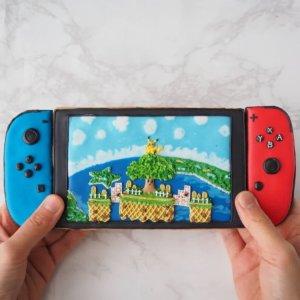 人妻拒老公买Switch 改送「亲手制游戏机」网惊:太神奇了