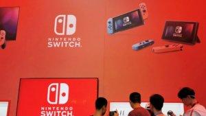 任天堂传追加Switch订单目标年产2,200万台