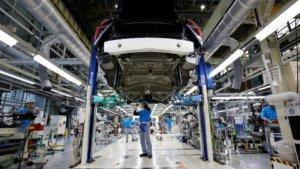 Toyota下月国内生产拟减半车厂工人有失业之虞
