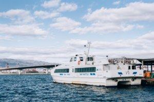 玩转神户超简单!Bay Shuttle海上高速船、神户Cityloop搭乘攻略报你知