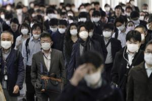 东京都医师会建议在未来6周避免外出
