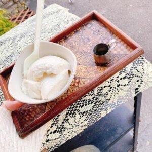箱根天然泉水制豆腐:豆腐处萩野