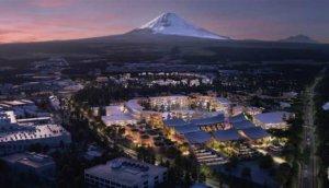 机器人和AI构成的实验都市!TOYOTA梦幻企划「Woven City」2021年静冈启动