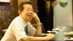 揭东京实况谢长廷「感触良多」:台湾很幸福要珍惜