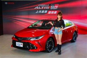 丰田ALTIS性能升级GR SPORT售价公布