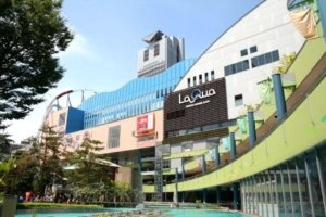 东京巨蛋City Spa LaQua