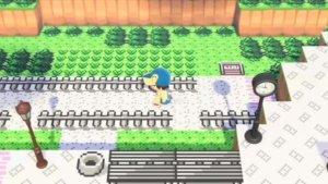 《集合啦!动物森友会》玩家再度发挥创意巧思,重现《宝可梦金.银》世界景观