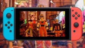 《Jump Force 豪华版》Switch推出决定,将收录第一波角色DLC九名人物同梱参战