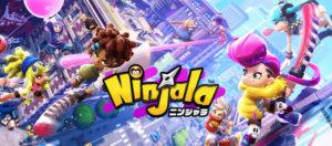 《Ninjala》GungHo全新3D多人对战动作线上先行体验会4月底限时展开