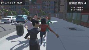《群聚游戏》市长任务就是驱赶群聚民众守护人民健康安全
