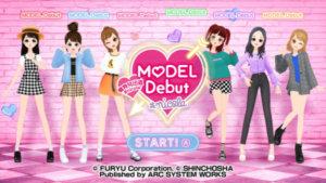 《模特儿出道nicola》中文版将于5 月28 日上市!公开官方介绍影片&官方网站