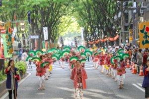 """受新冠疫情影响 日本仙台将取消传统节庆活动""""青叶祭"""""""