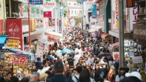 吸磁效应高日本首都圈的单极化仍在继续