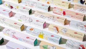 今天用什么心情来吃巧克力?KitKat与日本人气插画家推出15款限定包装疗愈你的身心