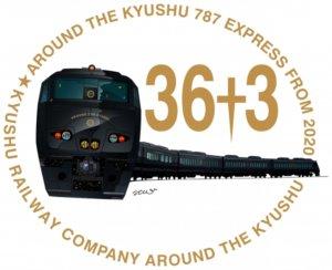 JR九州最新观光列车「36+3」秋天上路!让你轻易拥抱九州之美