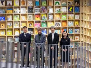 国宝级建筑师安藤忠雄操刀设计「童书森林中之岛」陪小朋友一起长大