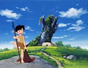 由宫崎骏执导动画「未来少年柯南」修复版将于5月4日播出